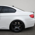 Alpine White BMW E92 M3