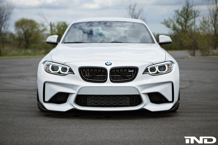 Alpine White BMW M2 Project 1 750x500