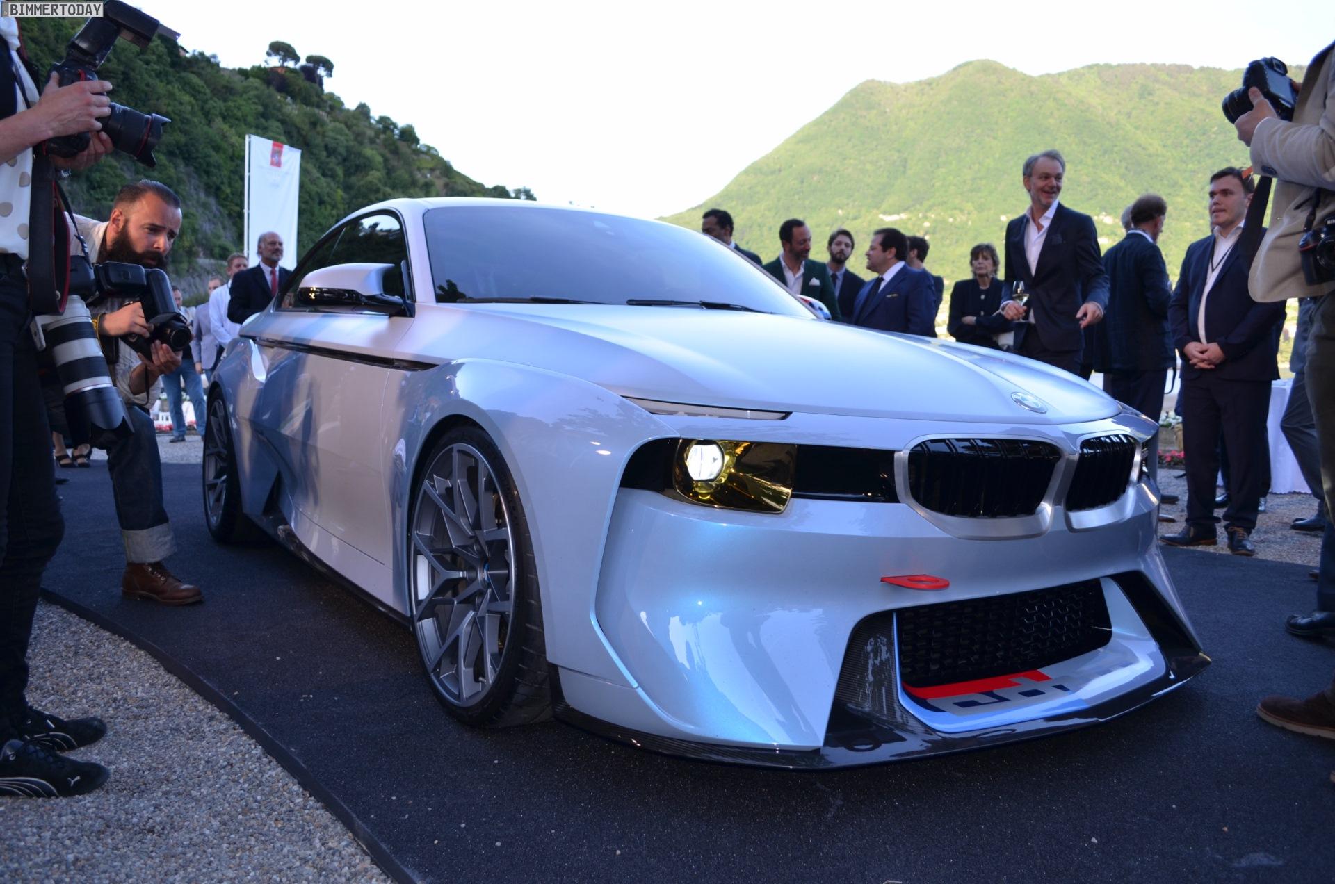 BMW 2002 Hommage 2016 Live Fotos Concorso d Eleganza Villa d Este 001