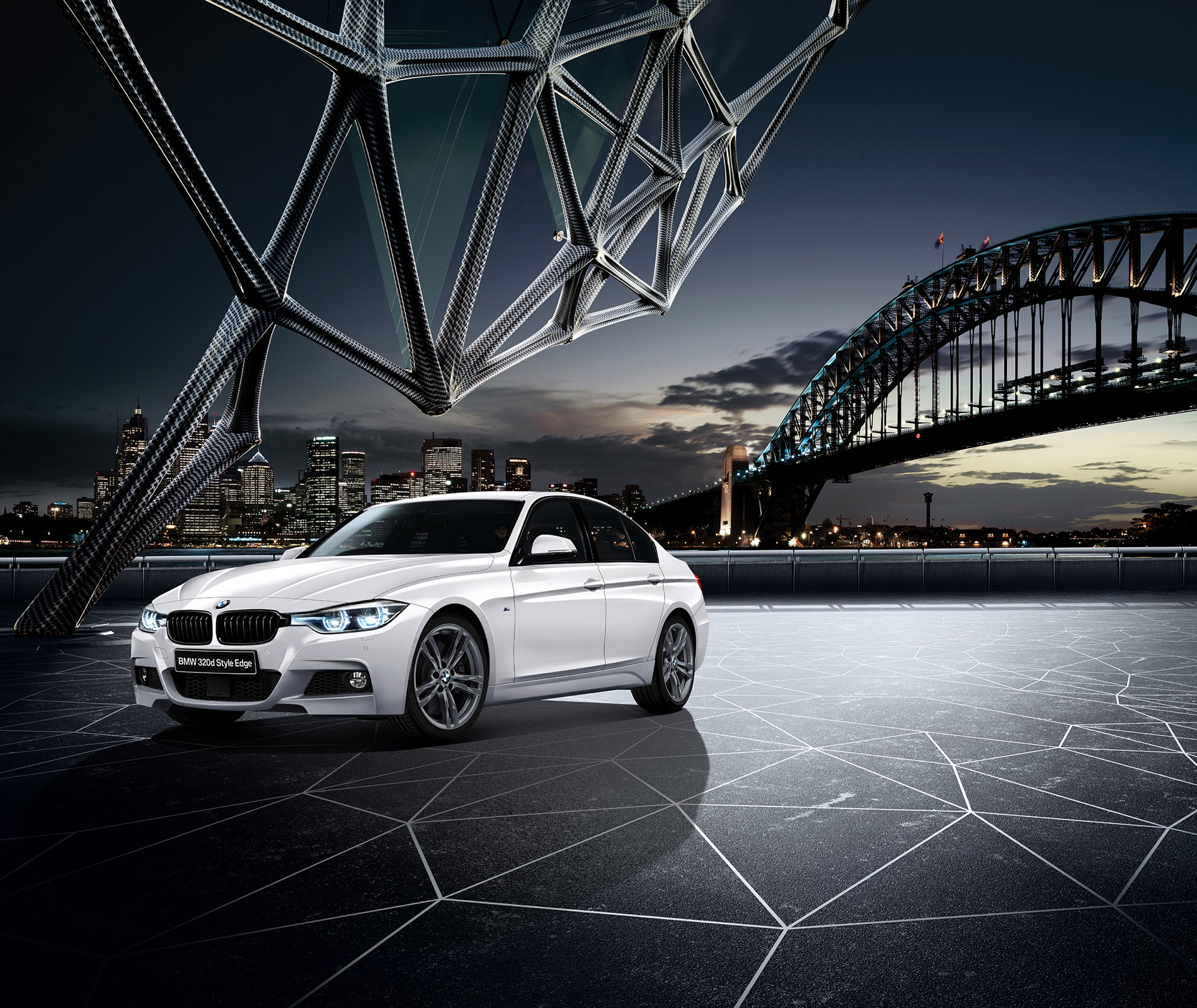 BMW 3 Series Celebration Edition Style Edge japan 1