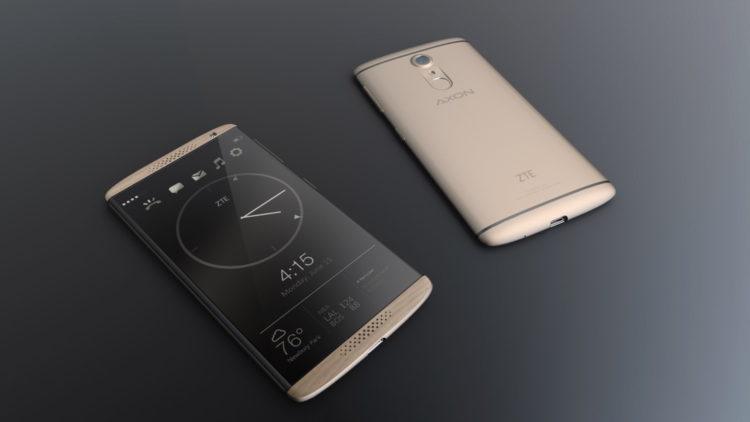 BMW AXON 7 smartphone 5 750x422