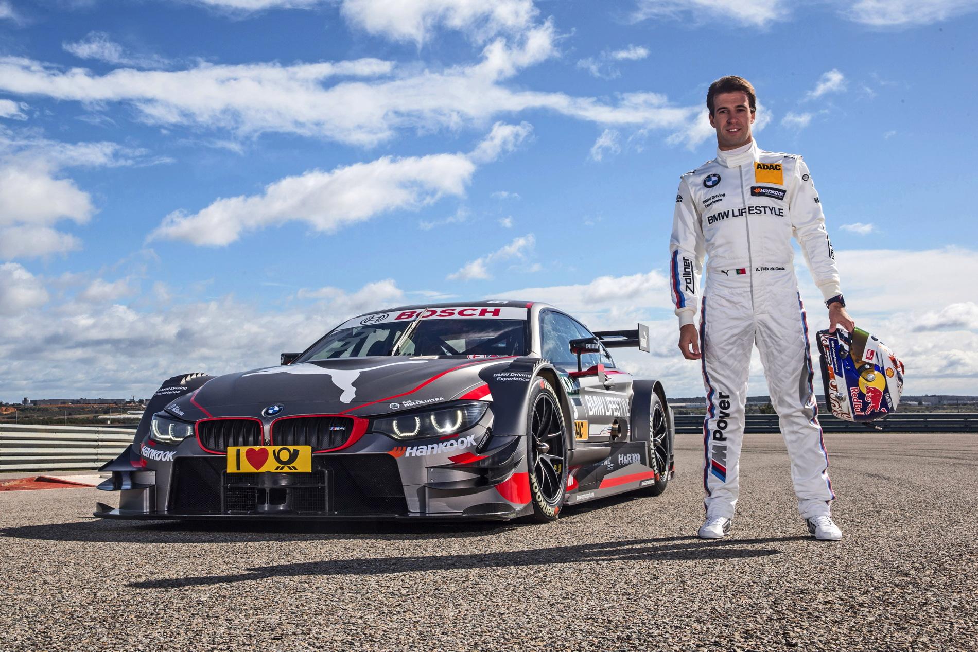 BMW Antonio Felix da Costa 1