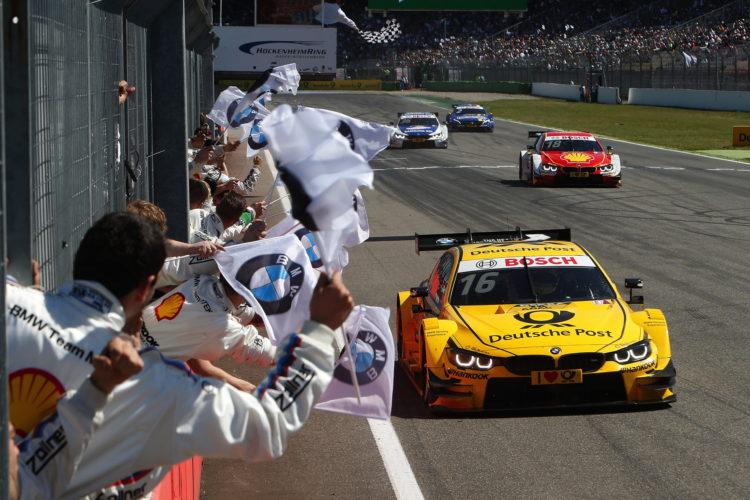 BMW DTM Hockenheimring 2016 2 750x500