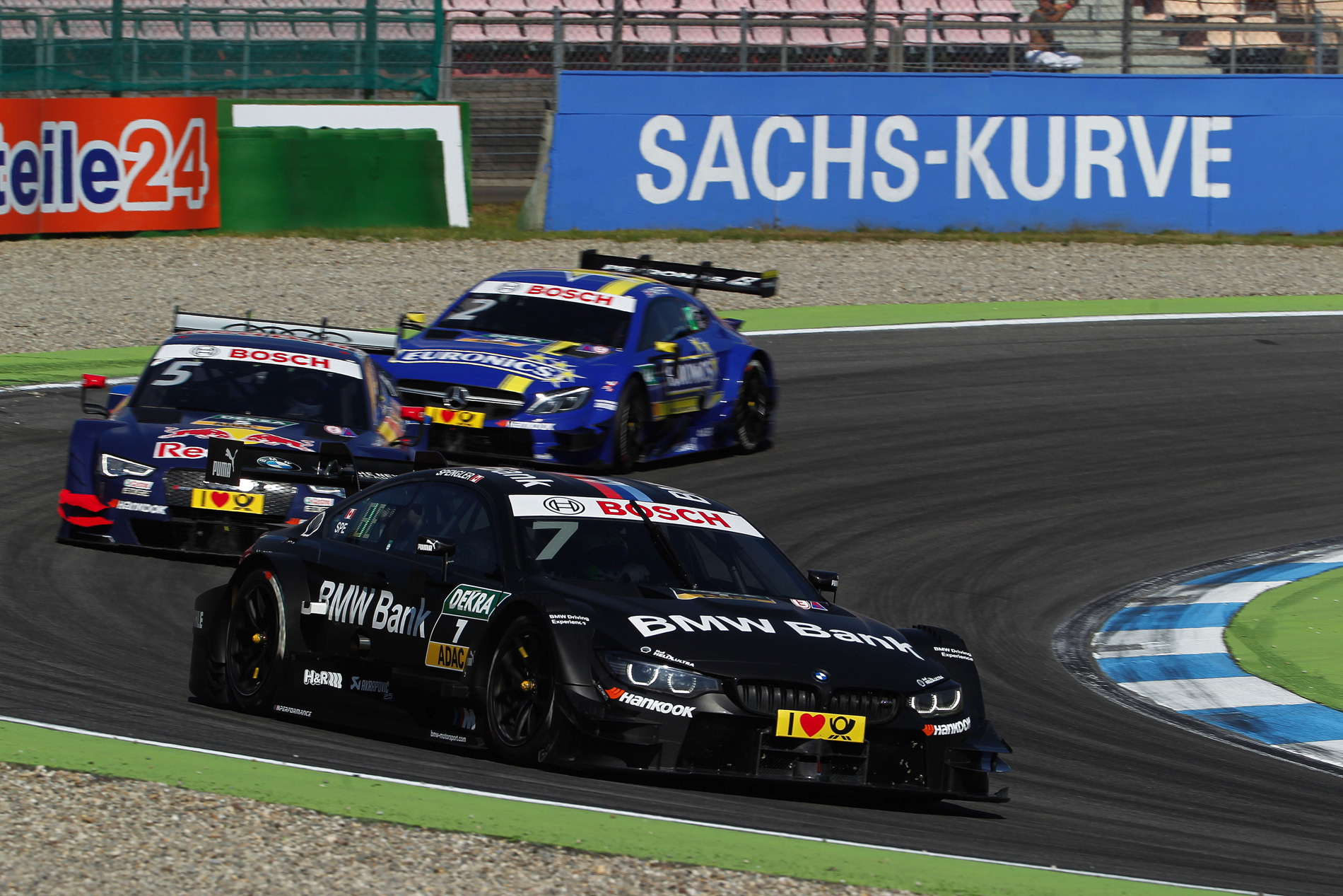 BMW DTM Hockenheimring 4