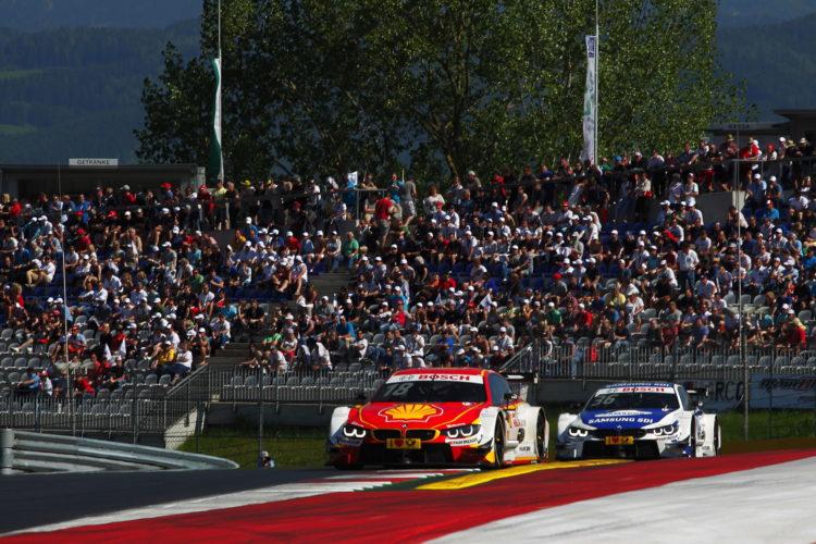 BMW DTM Spielberg win 2 750x500