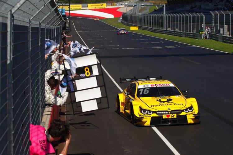 BMW DTM Spielberg win 4 750x500