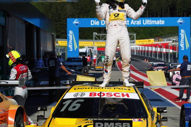 BMW DTM Spielberg win 5 750x500