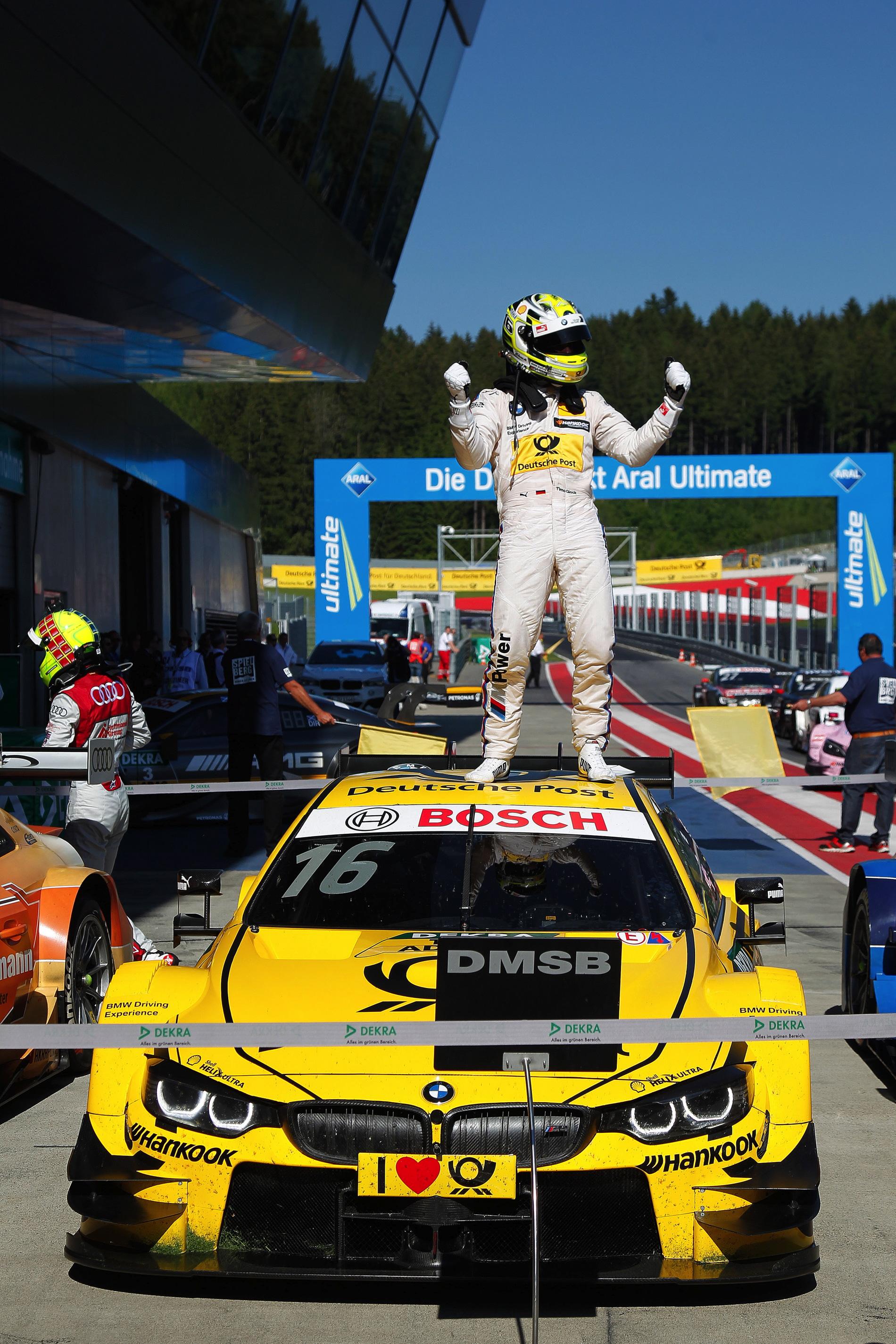 BMW DTM Spielberg win 5