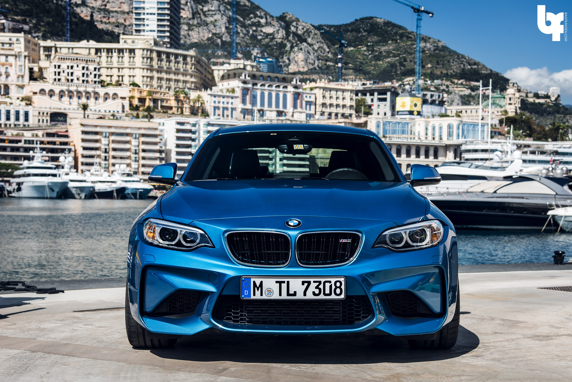 BMW M2 photoshoot 6