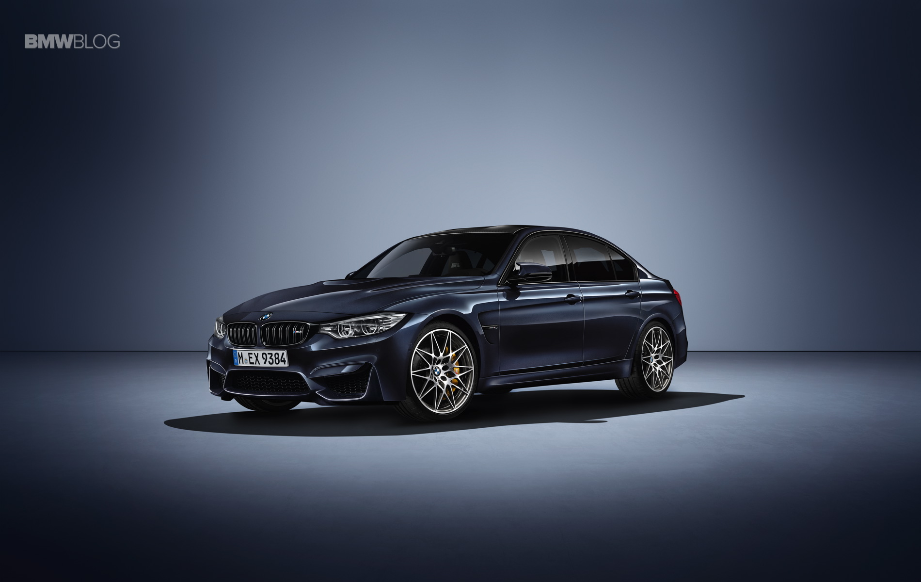 """2017 BMW """"30 Jahre M3"""" Limited Edition available now at U S dealers"""