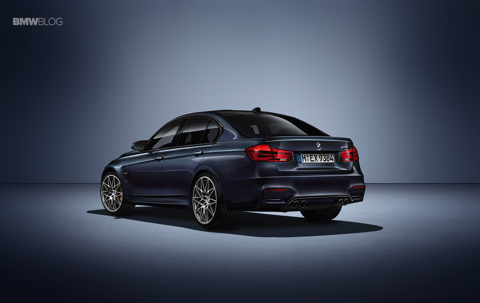 World Premiere Exclusive Special Edition Of The Bmw M3