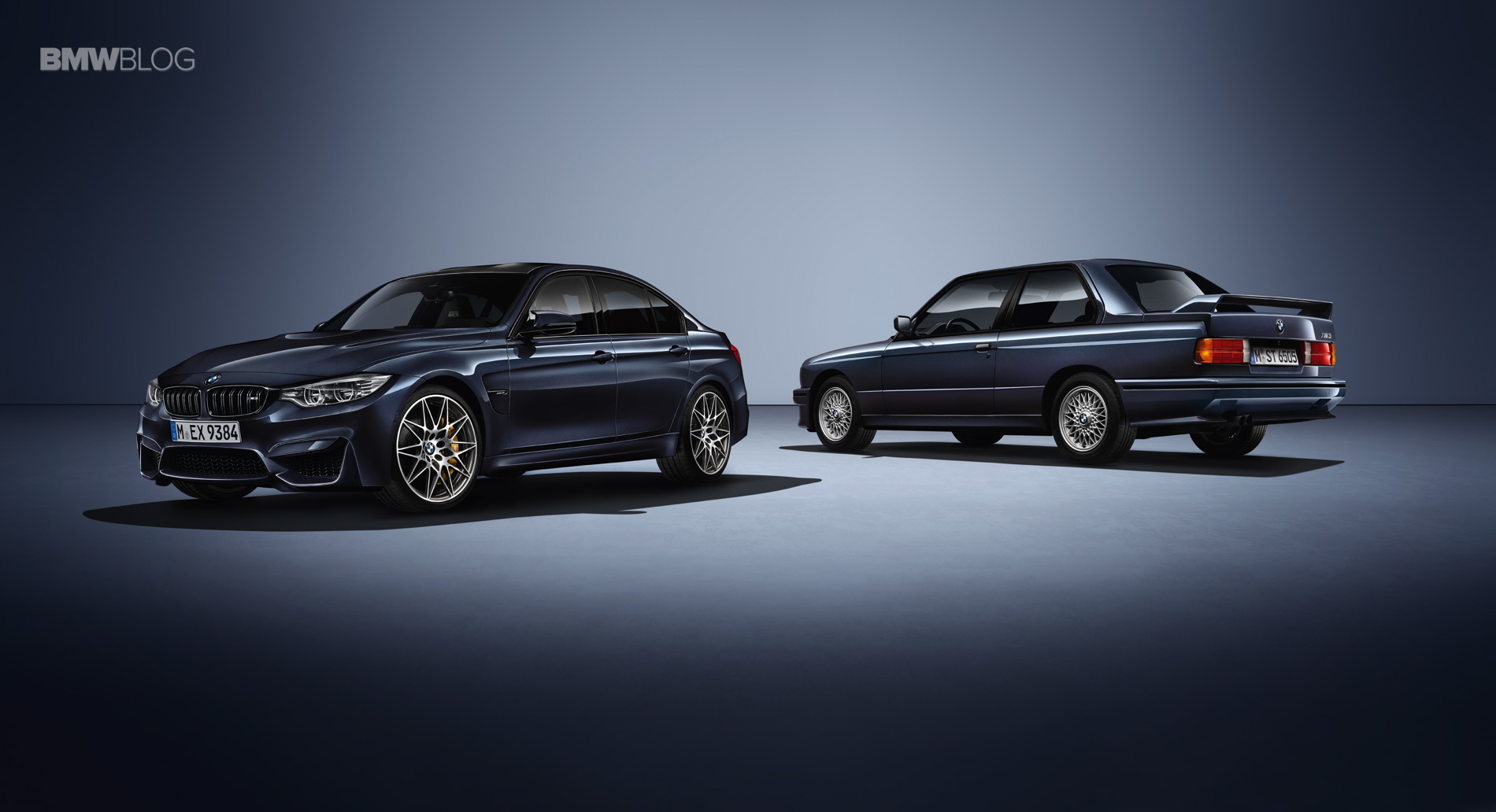 BMW M3 30 Years M3 4