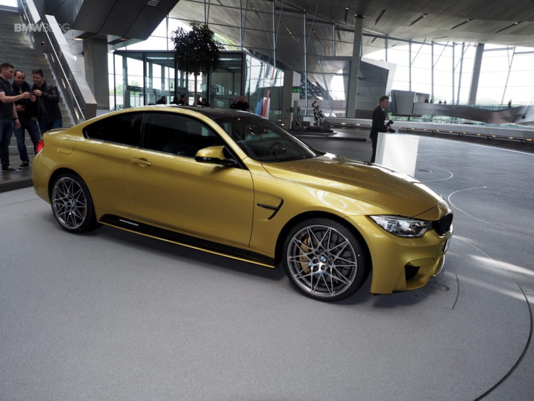 BMW M4 Competition Package Austin Yellow 10 750x563