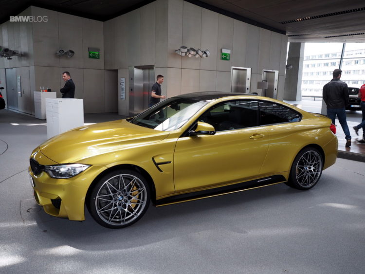 BMW M4 Competition Package Austin Yellow 2 750x563
