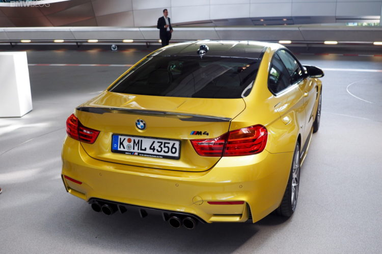 BMW M4 Competition Package Austin Yellow 5 750x500