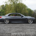 BMW M4 Convertible Gets Low & Cute