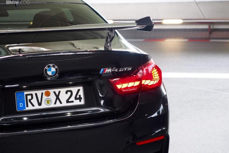 BMW M4 GTS BMW Welt 59 750x500