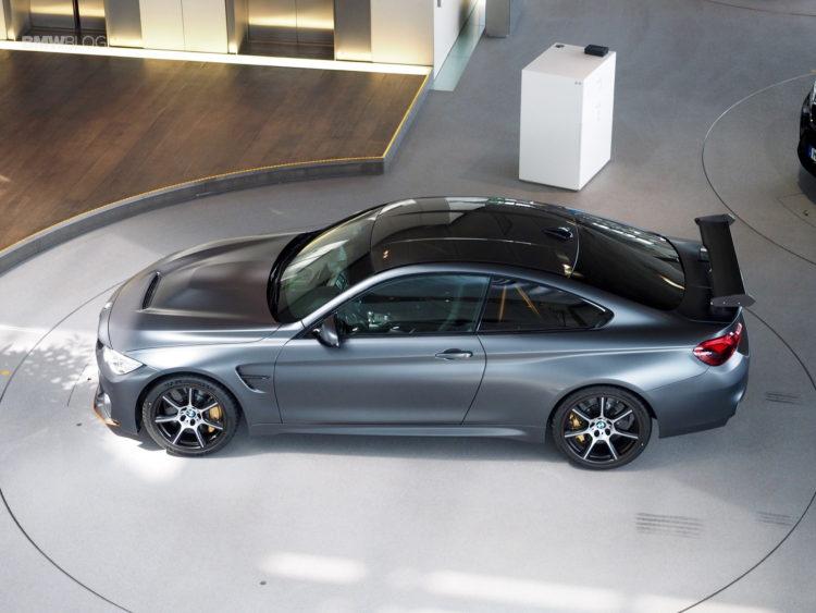BMW M4 GTS BMW Welt 62 750x563
