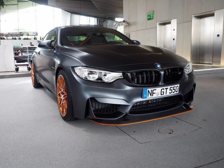 BMW M4 GTS BMW Welt 65 750x563