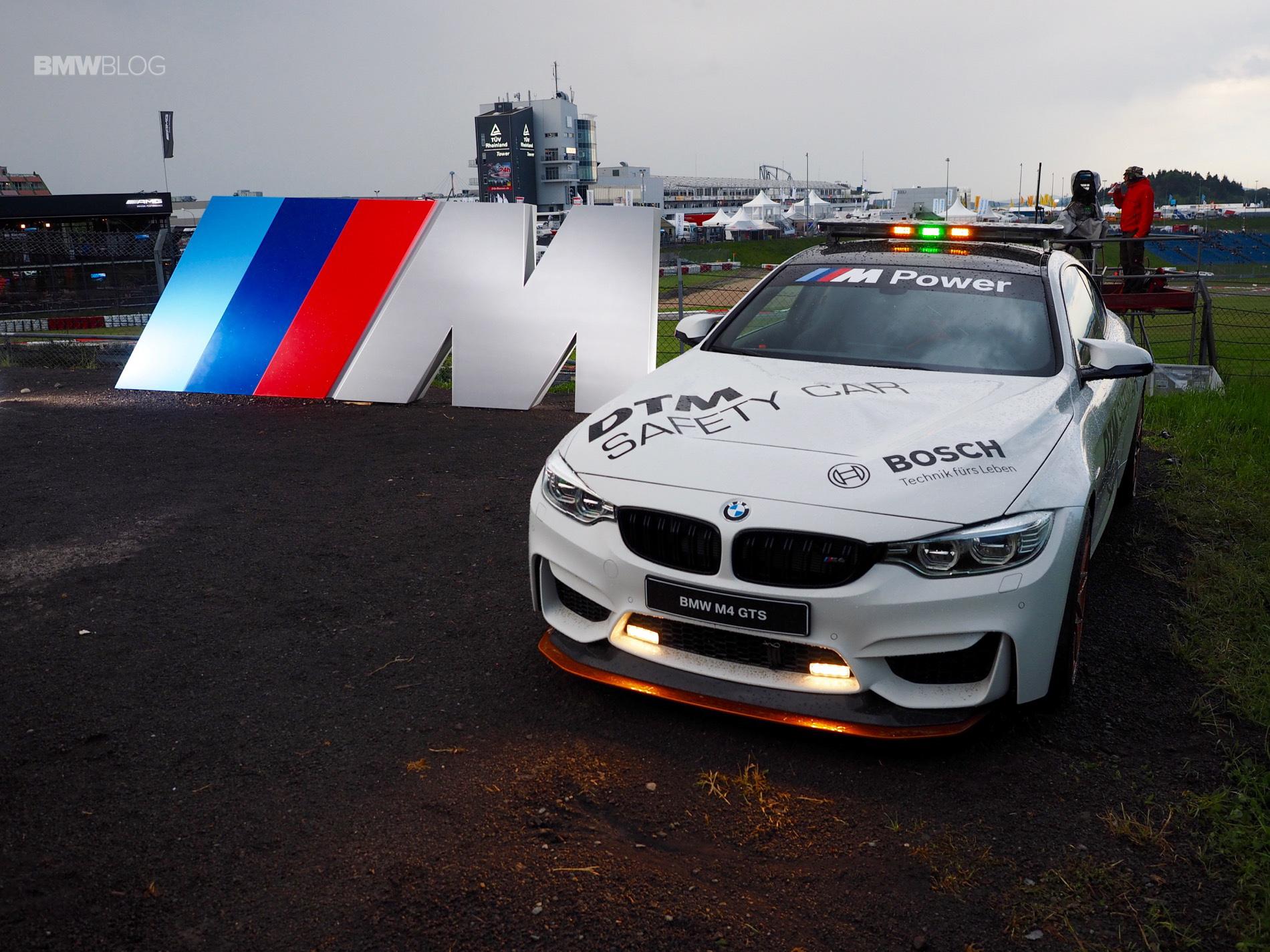 BMW M4 GTS Safety Car 14
