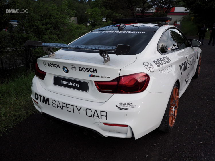 BMW M4 GTS Safety Car 4 750x563
