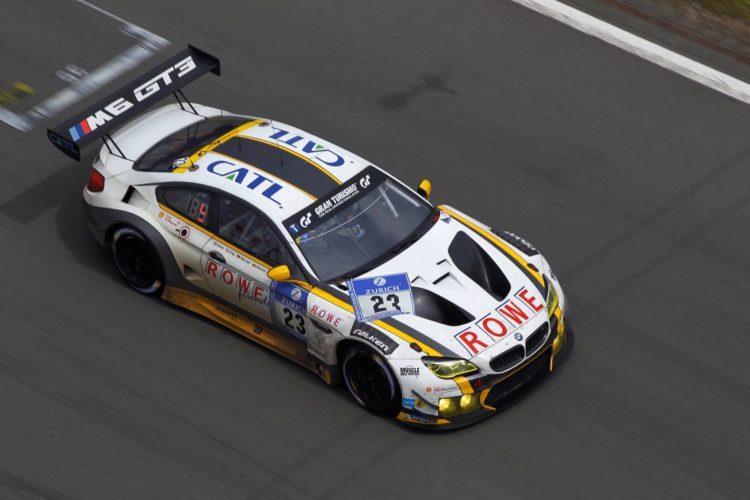 BMW M6 GT3 24h Nurburgring3 750x500