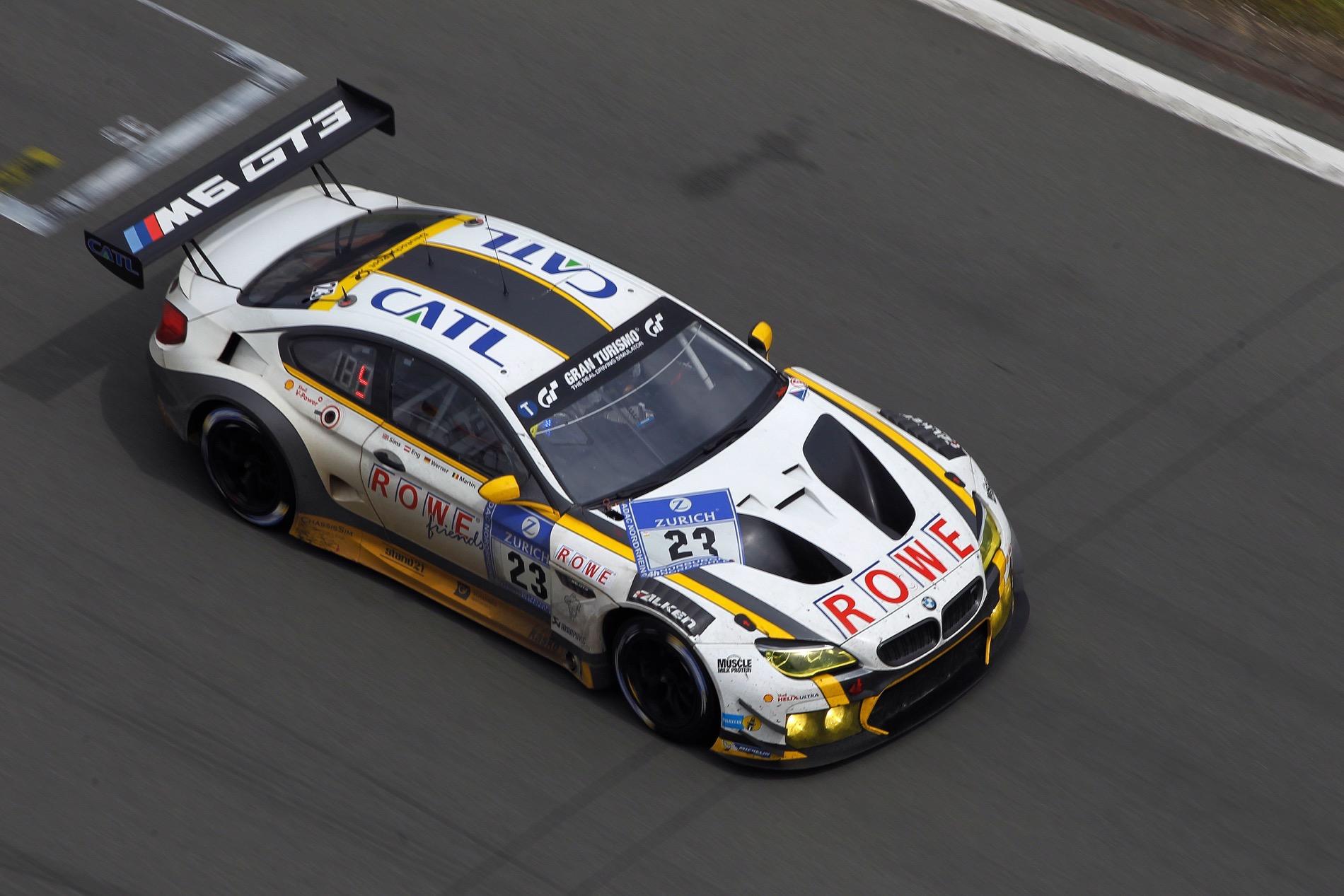 BMW M6 GT3 24h Nurburgring3