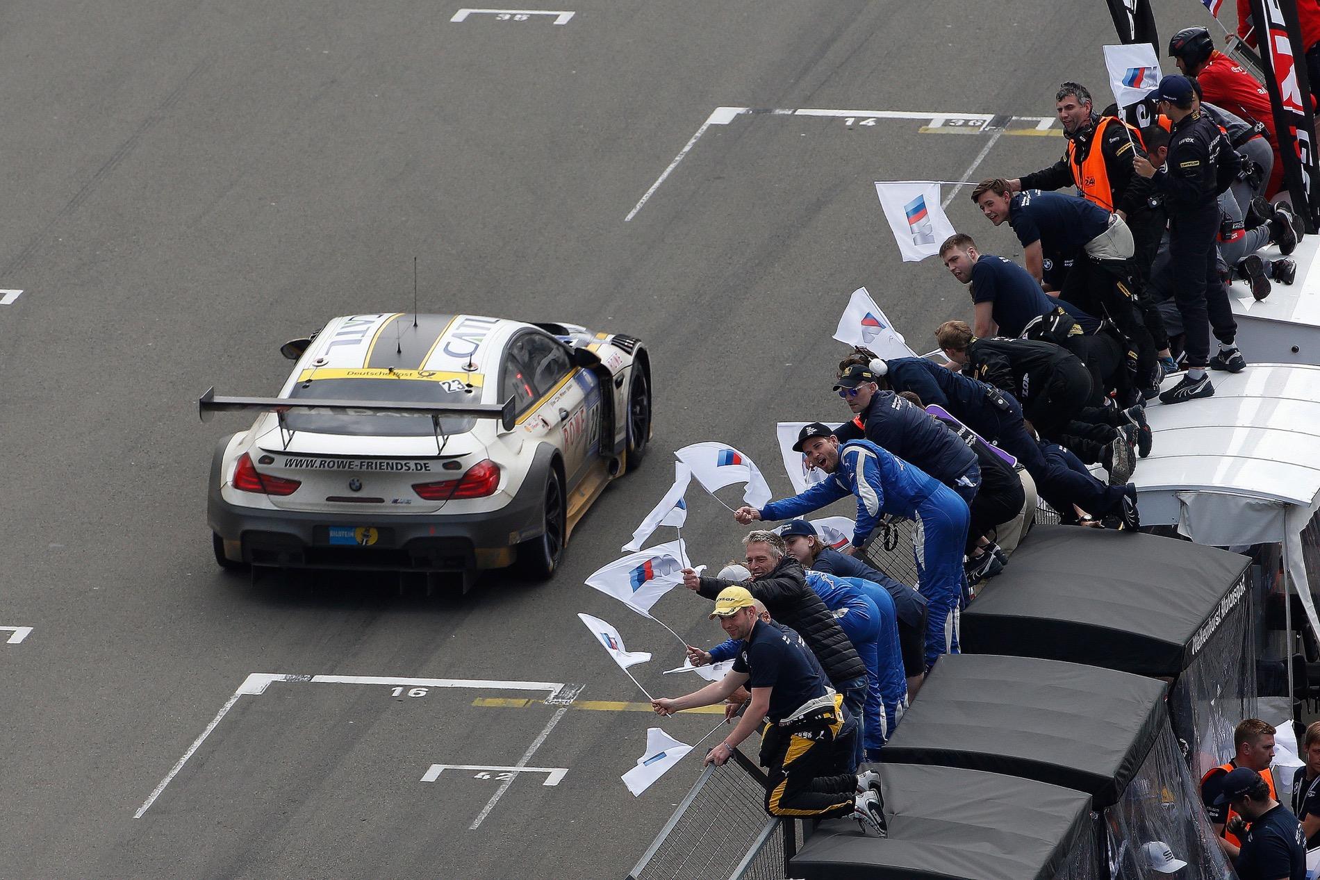 BMW M6 GT3 24h Nurburgring4