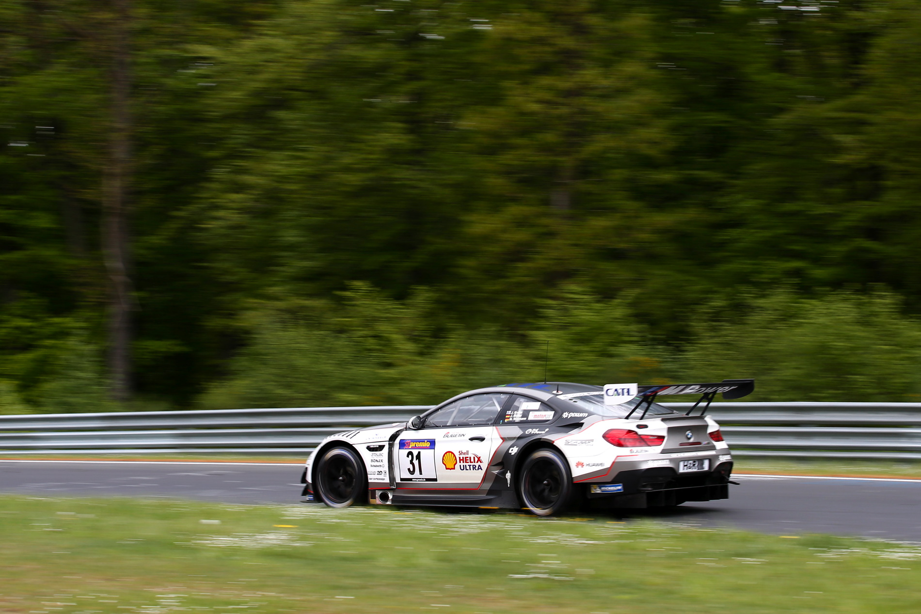 BMW M6 GT3 win 1