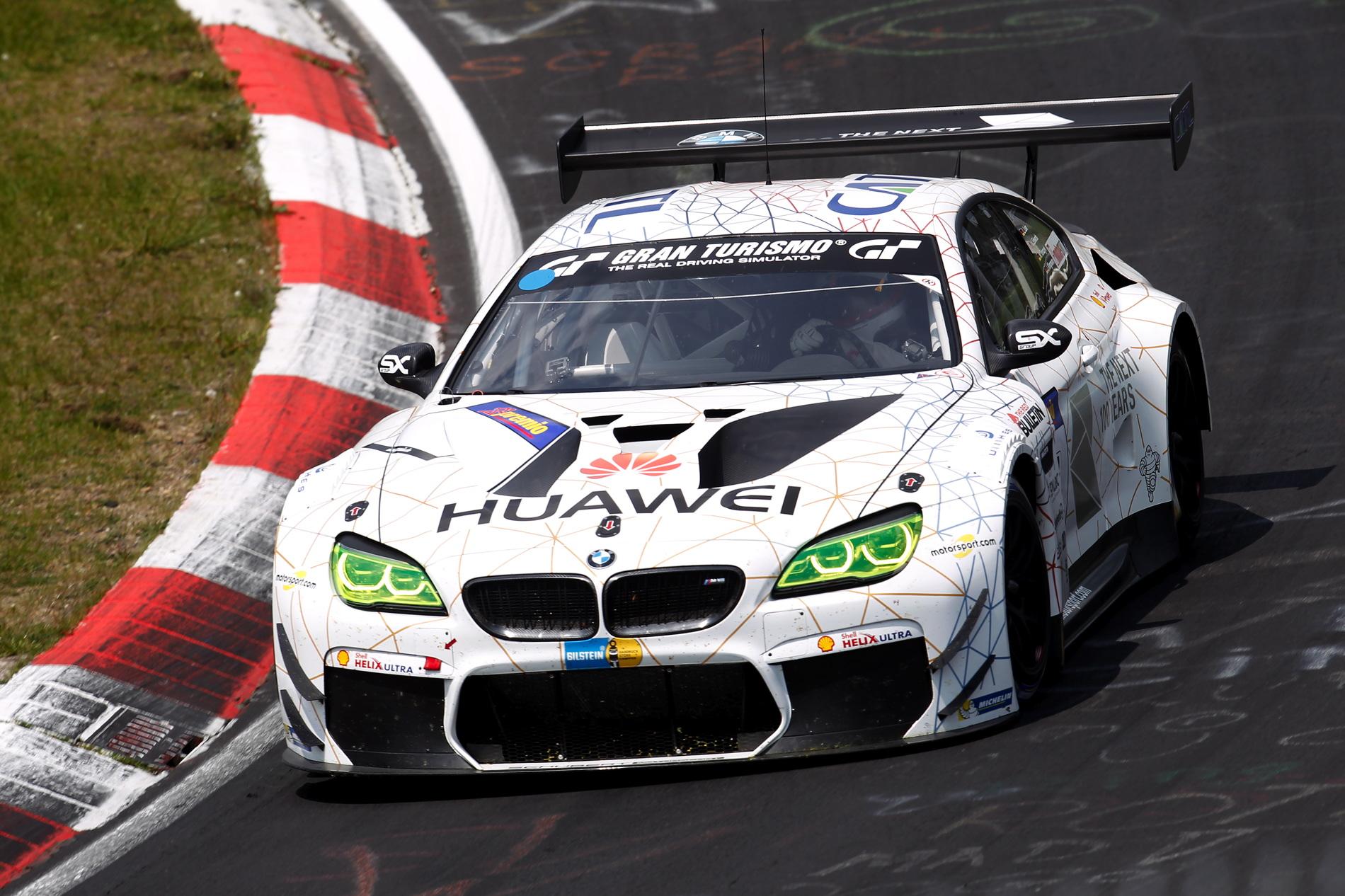 BMW M6 GT3 win 5