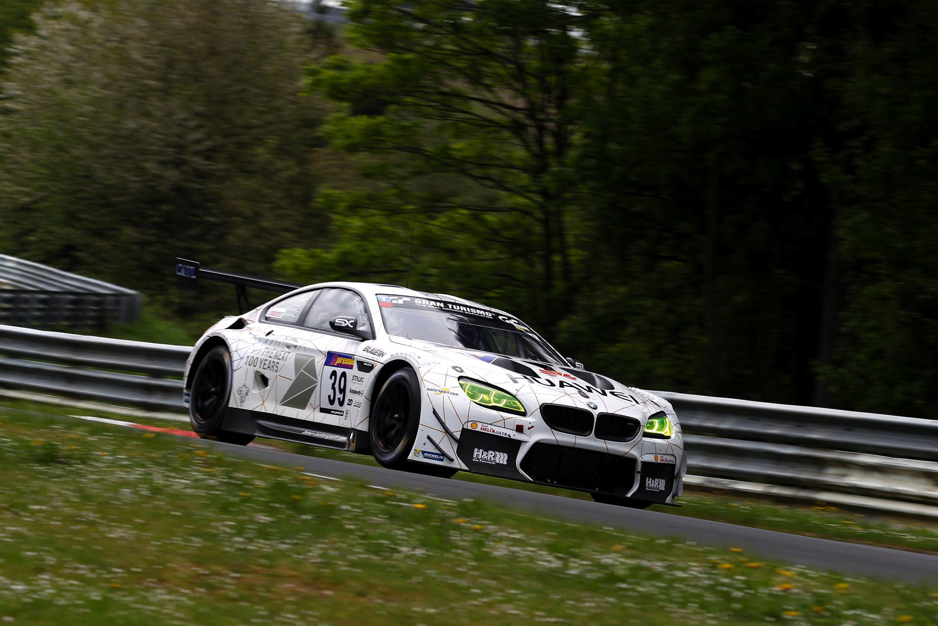 BMW M6 GT3 win 7