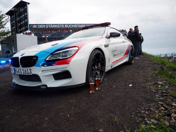 BMW M6 Safety Car 2 750x563