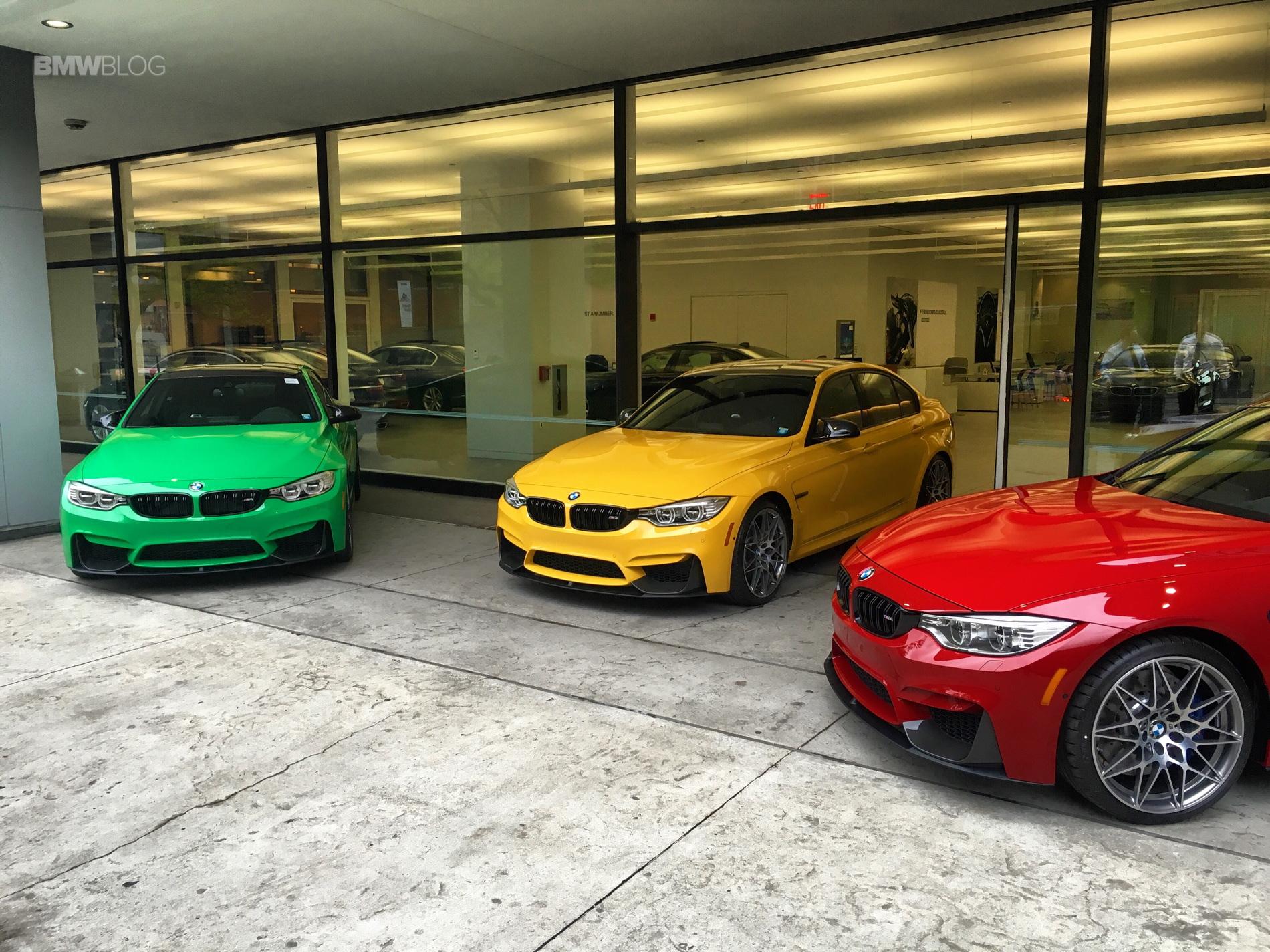 BMW Manhatta M4 individual colors 10