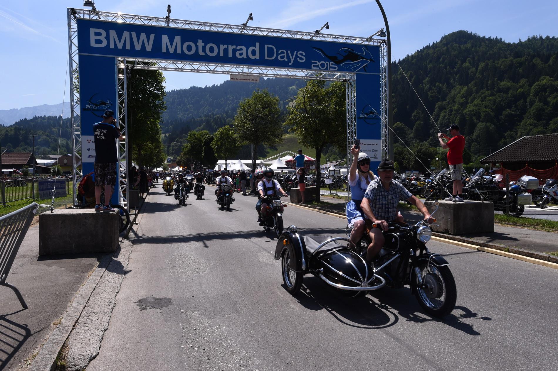 BMW Motorrad Days 2016 3