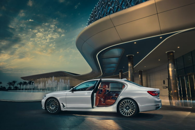 BMW Solitaire and Master Class Edition 7 Series 31 750x500