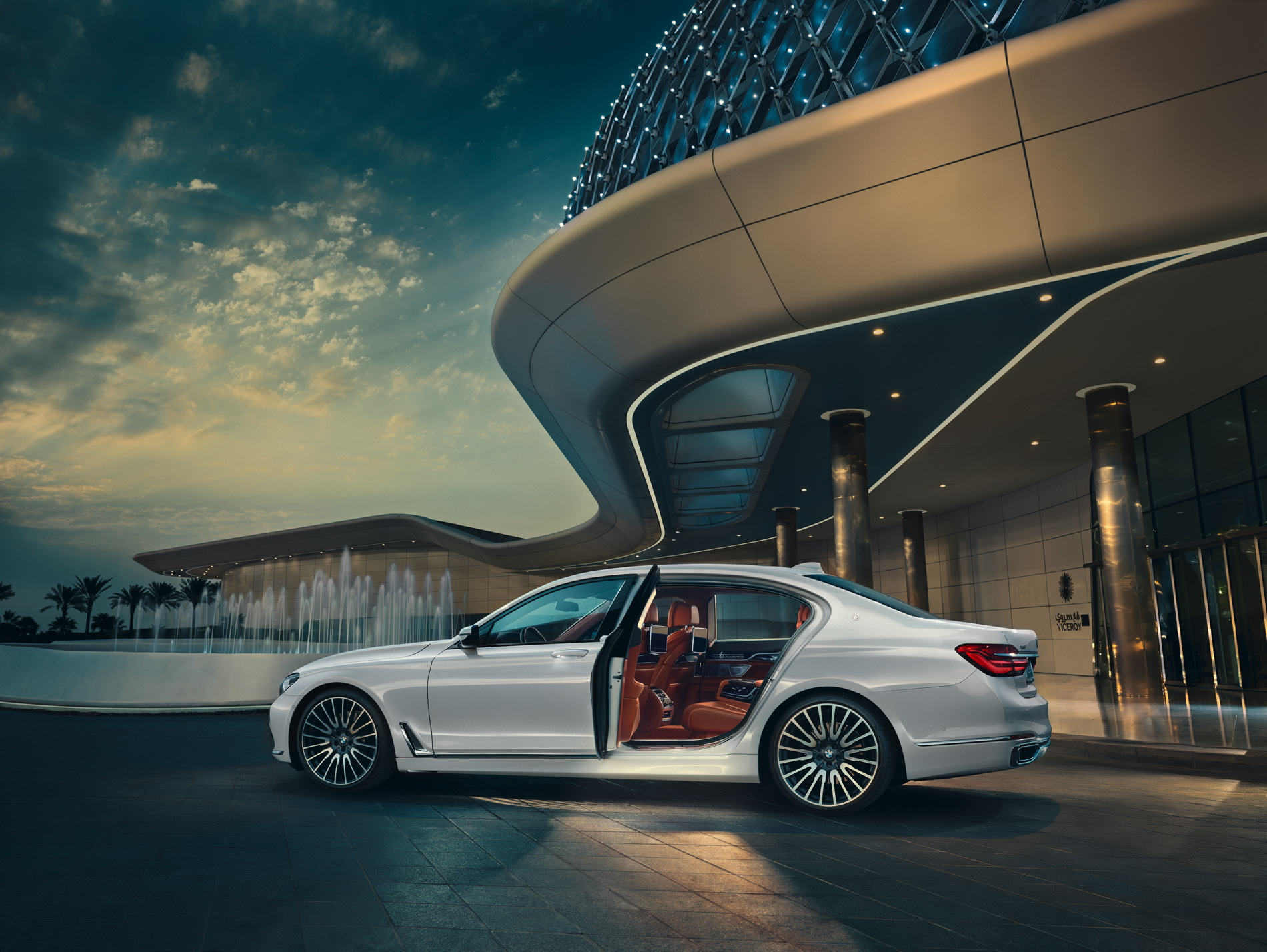 BMW Solitaire and Master Class Edition 7 Series 31