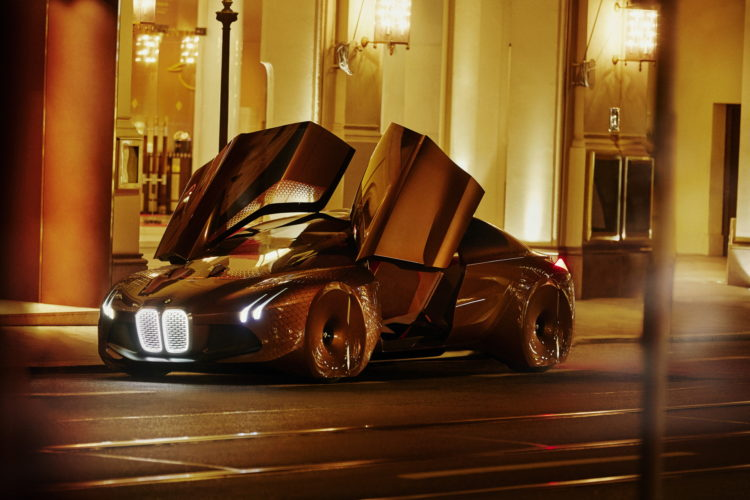 BMW Vision Next 100 images 117 750x500