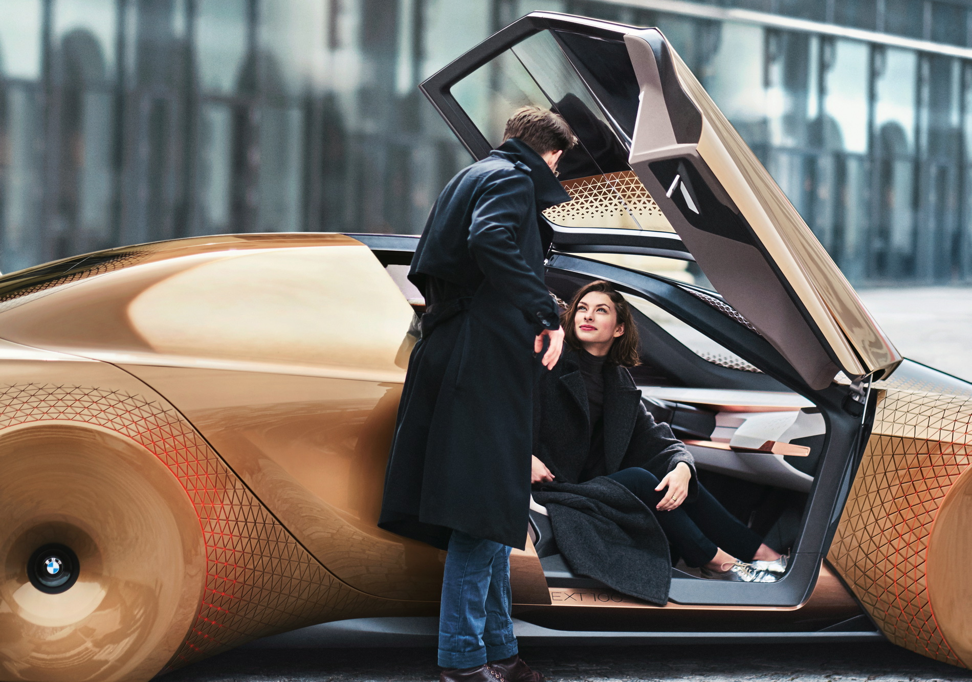 BMW Vision Next 100 images 120