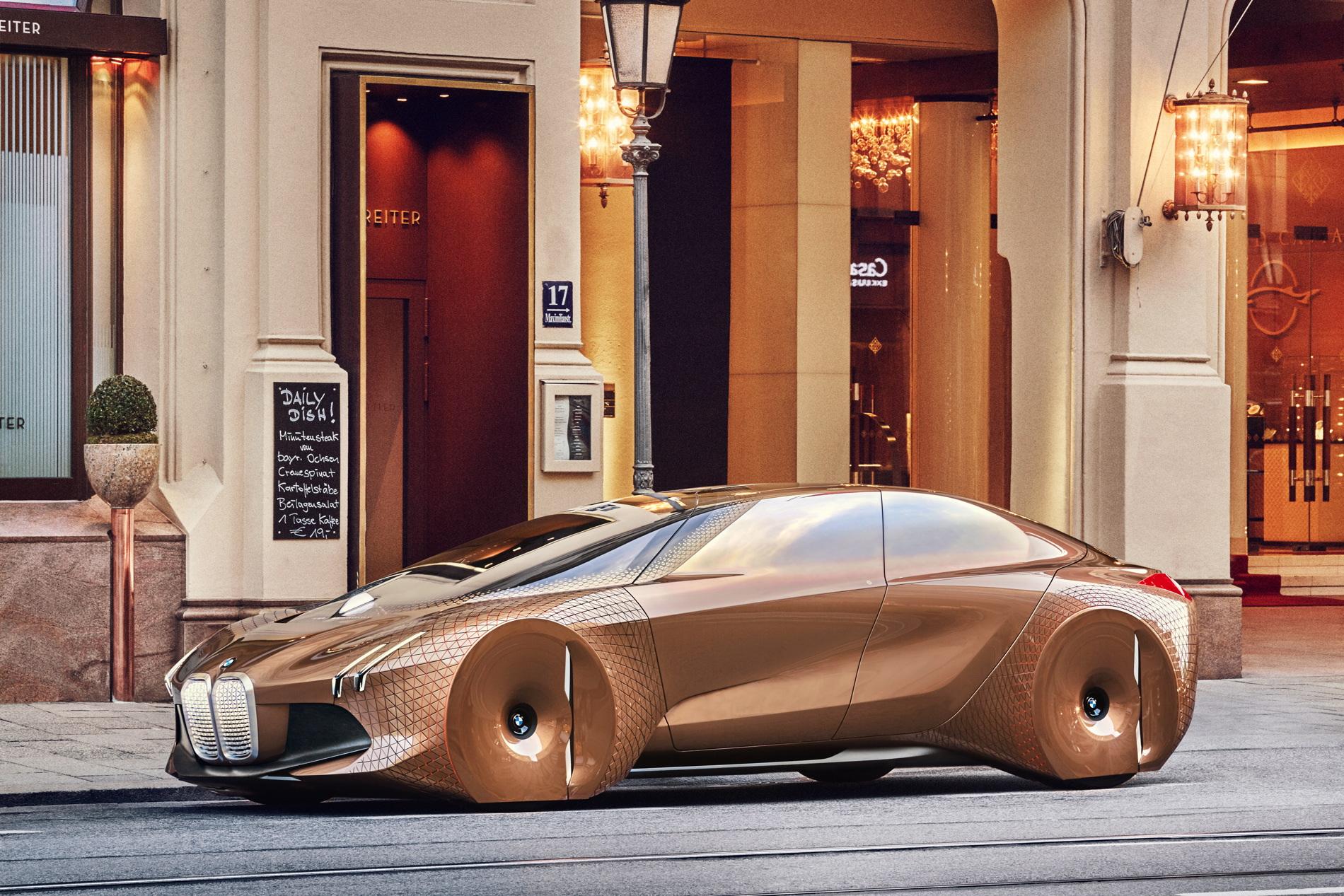 BMW Vision Next 100 images 125