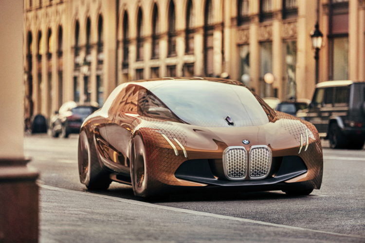 Concept Previewing Bmw Inext Suv Coming Later This Year