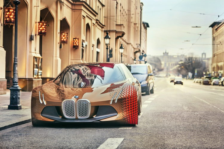 BMW Vision Next 100 images 127 750x499