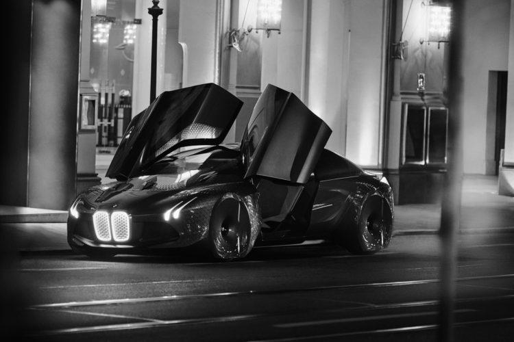 BMW Vision Next 100 images 128 750x500