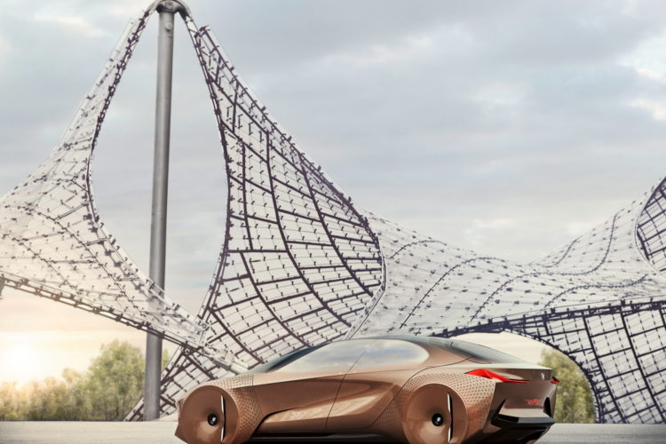 BMW Vision Next 100 images 131 750x500