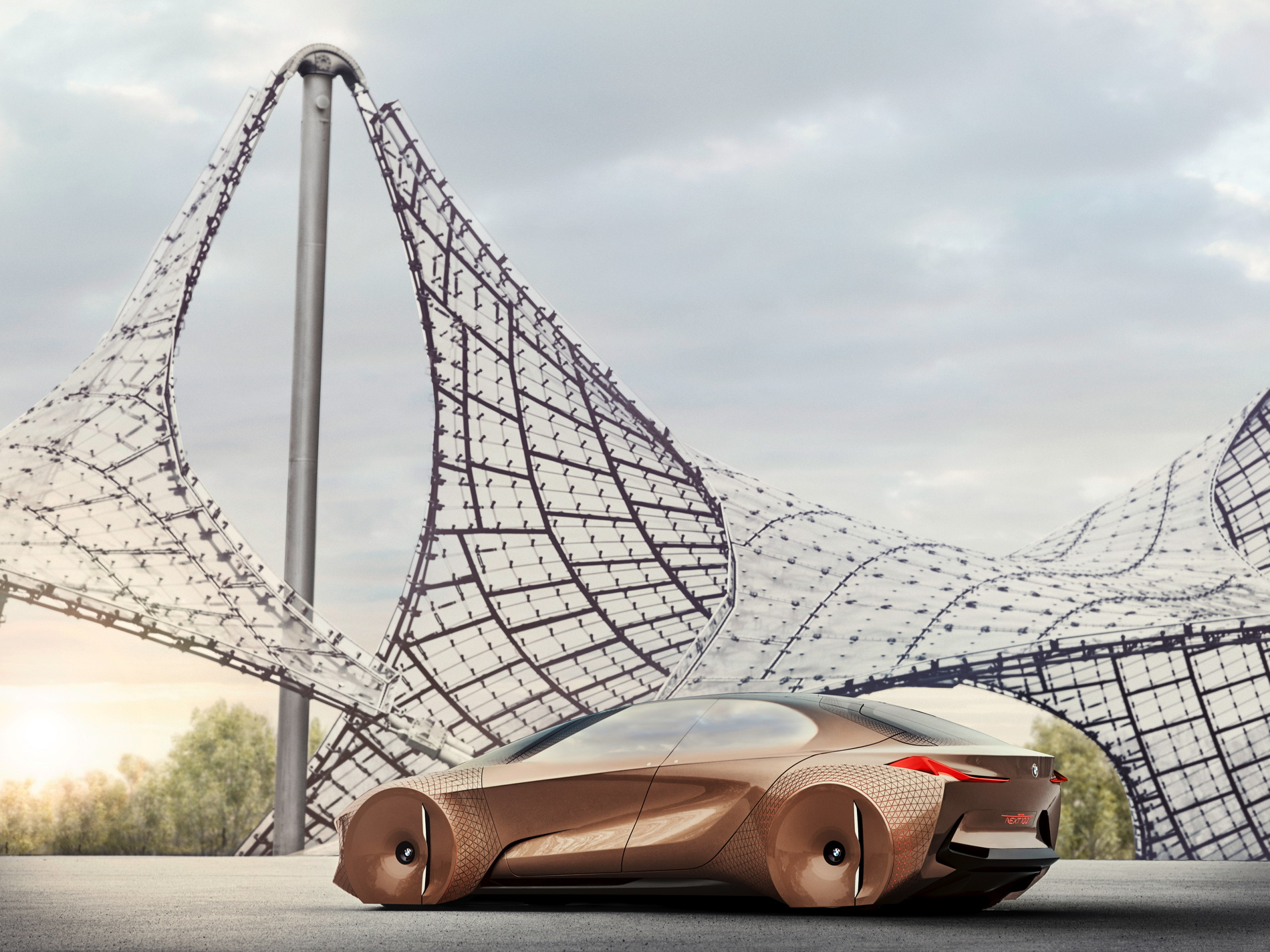BMW Vision Next 100 images 131