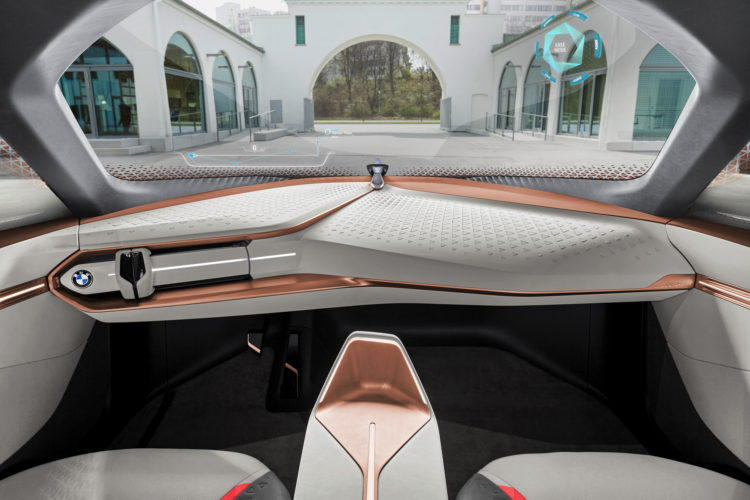BMW Vision Next 100 images 133 750x500