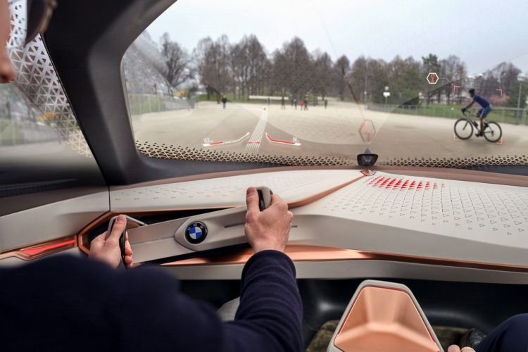 Bmw Vision Next 100 Images 136 750x500 Self Driving Cars