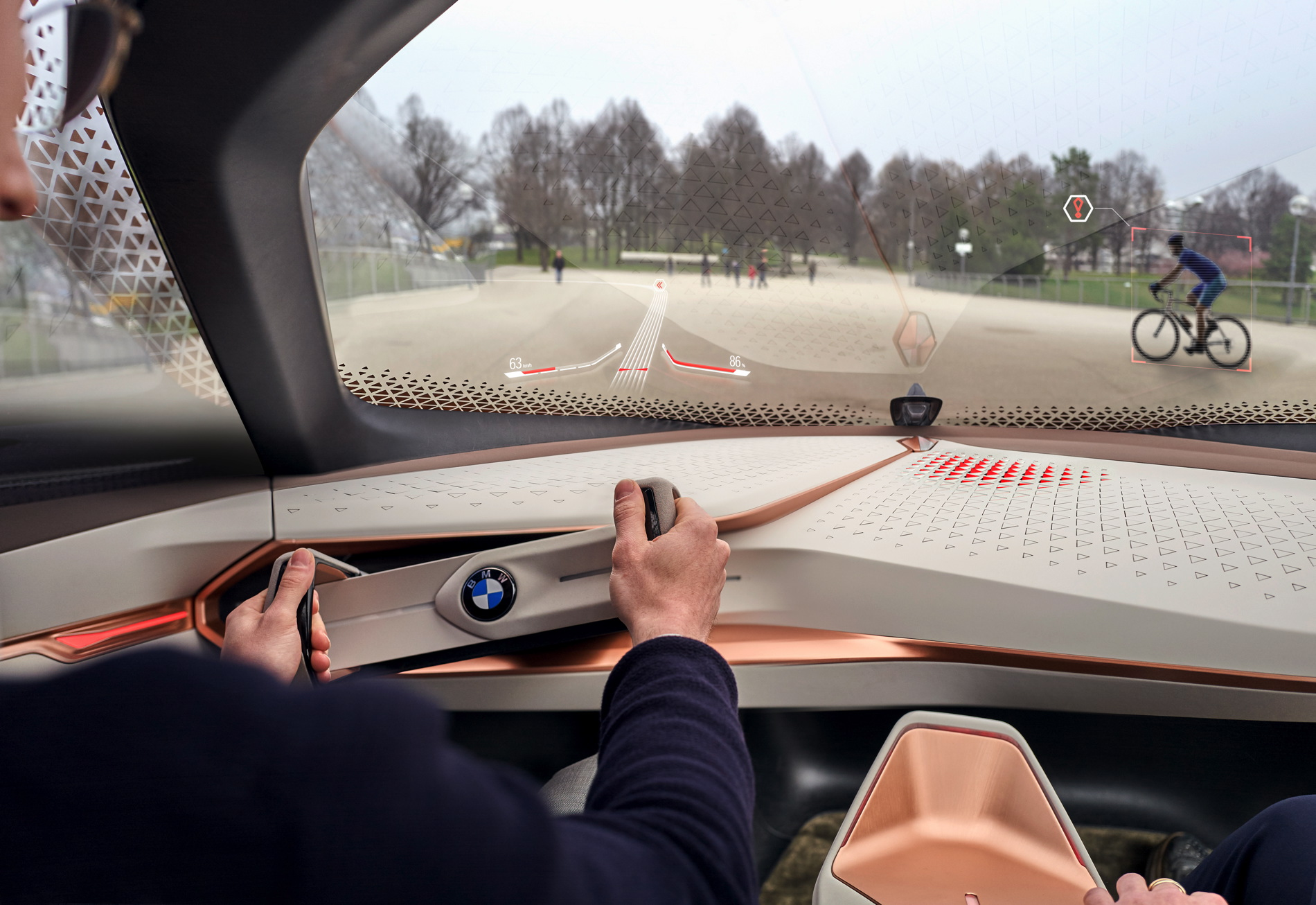 BMW Vision Next 100 images 136