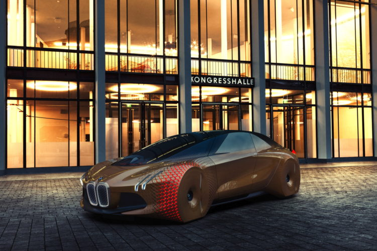 BMW Vision Next 100 images 137 750x500