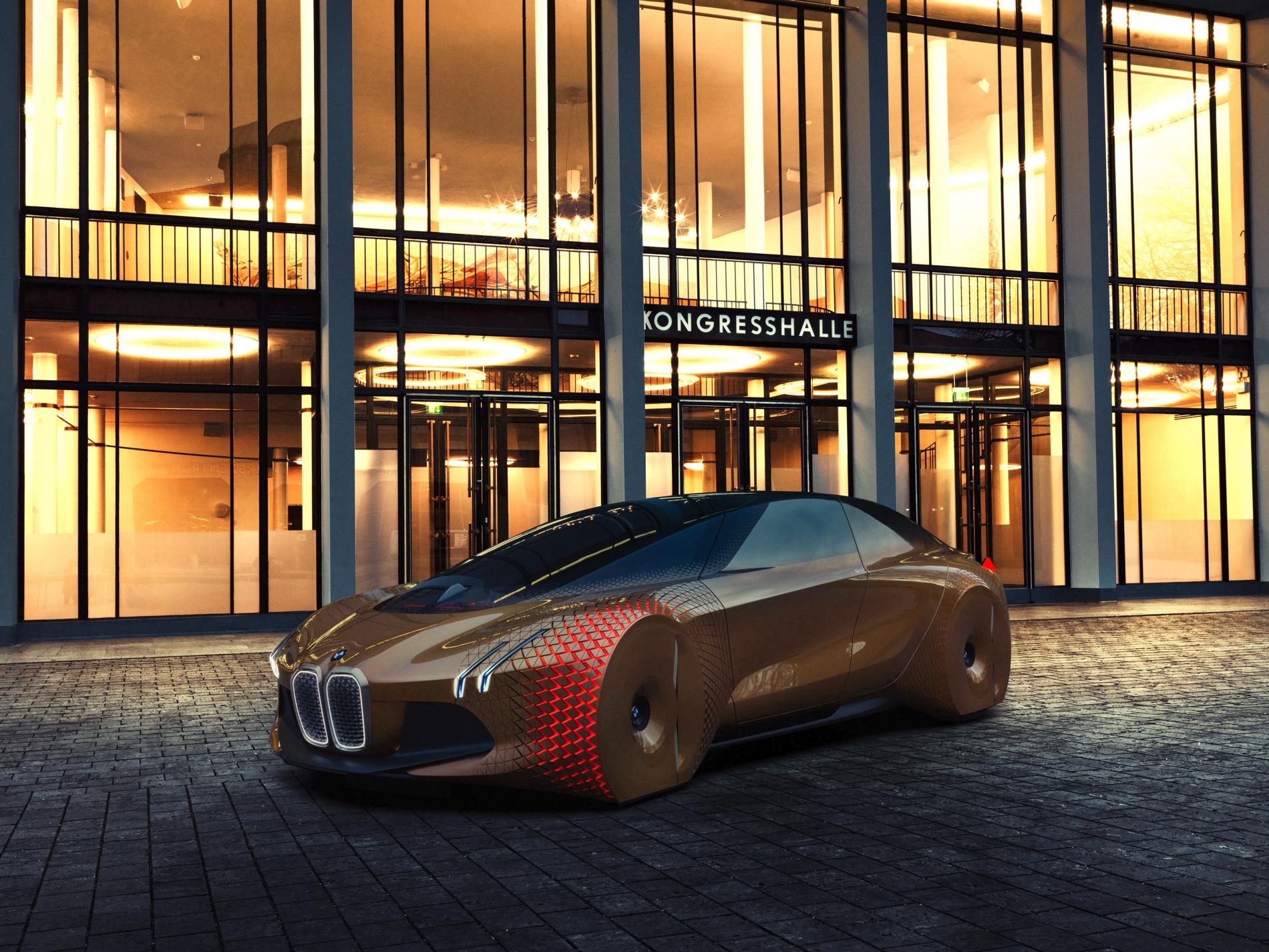 BMW Vision Next 100 images 137