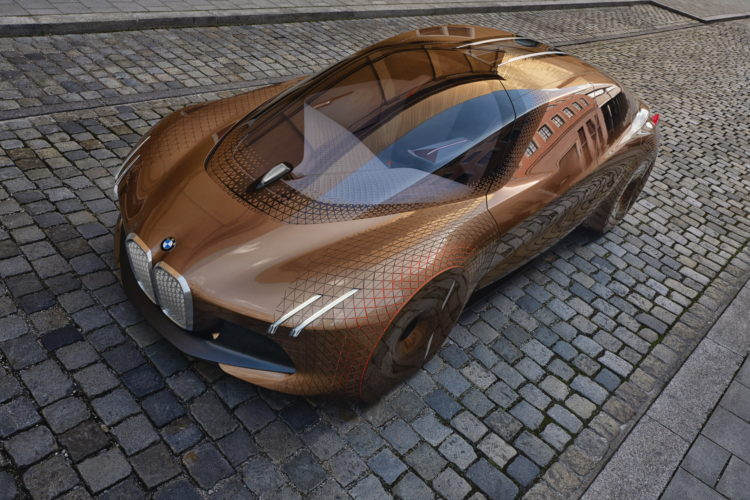 BMW Vision Next 100 images 148 750x500
